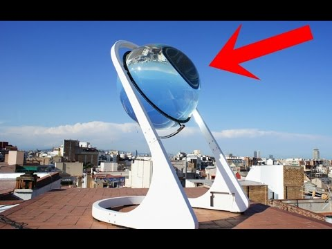 7 UNBELIEVABLE Solar Powered Creations