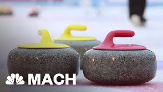 A Thrilling Display Of Chess On Ice: The Careful Control Of Friction In Curling | Mach | NBC News - NBCNEWS