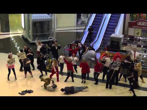 Dolphin Harlem Shake for Comic Relief