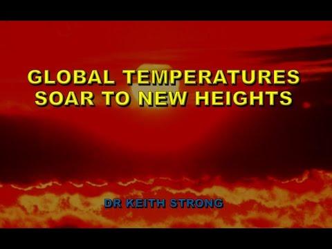 GLOBAL TEMPERATURES SOAR
