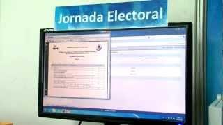 El voto electrónico por internet