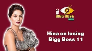 Shilpa's vulnerable side got her victory, says Hina Khan | TellyChakkar - TELLYCHAKKAR