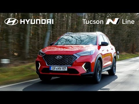 Autoperiskop.cz  – Výjimečný pohled na auta - Nošovický Hyundai Tucson N Line vstupuje na český trh