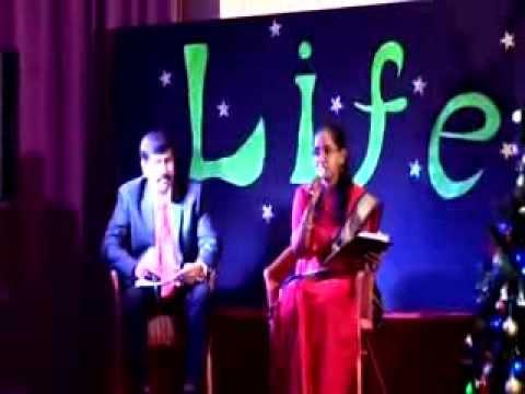 Jesus Transforms Life - Tamil Christian comedy Drama