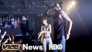 Chengdu's Hottest Rappers Want To Make It In The U.S. (HBO) - VICENEWS