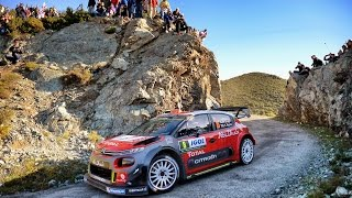 The 2017 Tour de Corse highlights - Citroën Racing