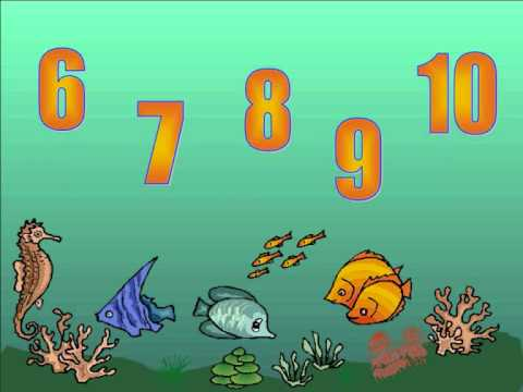 One Two Three Four Five - 12345 Once I caught  - Nursery Rhyme - Children's Song - Stuff4Teaching