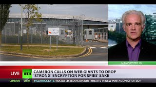 'Cameron's anti-encryption moves ill-thought out, leave no safe spaces to communicate' - RUSSIATODAY