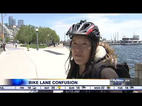 Solution proposed for dangerous waterfront bike path