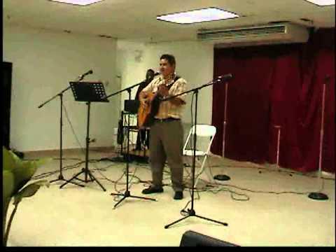 Pastor Jorge Lopez - Cena Concierto 9