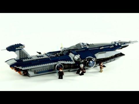 LEGO Star Wars The Malevolence – Muffin Songs' Oyuncakları Tanıyalım