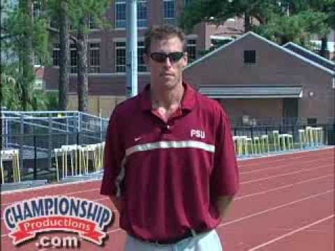 Becoming a Champion Sprinter - Beyond the Basics! with Ken Harnden
