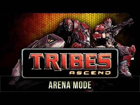Tribes Ascend - Arena Mode