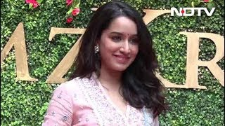 Shraddha Kapoor On Working With Prabhas In Saaho & Her Next Film Stree - NDTV