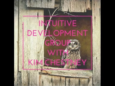 Intuitive Healer Training - Energy Healing Class- Expand Your Intuition