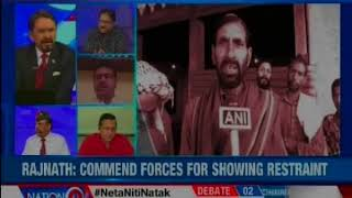 After series of ceasefire violations, Rajnath Singh decides to suspend the Ramzan ceasefire - NEWSXLIVE