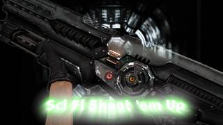 Royalty Free :Sci Fi Shoot Em Up