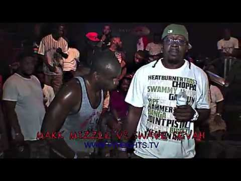 PIT FIGHTS BATTLE LEAGUE: MAKK MIZZLE VS SWAVE SEVAH