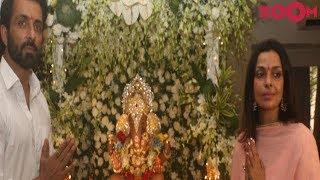 Bollywood Celebrities Celebrate Ganesh Chaturthi | Bollywood News - ZOOMDEKHO