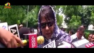 Unfortunately China has started interfering in Kashmir: Mehbooba Mufti on Extremist Charges - MANGONEWS