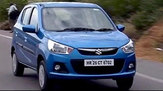 New Maruti Alto K10 with AMT