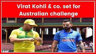 India vs Australia, 1st T20: Virat Kohli & co. set for Australian challenge - NEWSXLIVE