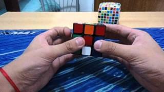 Tutorial para resolver el cubo de rubik
