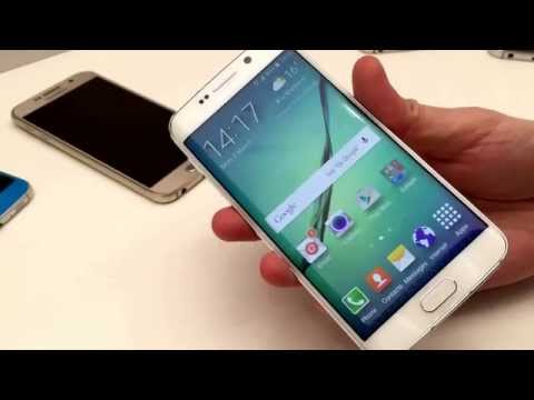 MWC 2015: Samsung Galaxy S6 und Galaxy S6 Edge Hands-On (2nd Look)