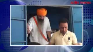 video : इलाज के लिए अस्पताल पहुंचे भाई बलवंत सिंह राजोआणा