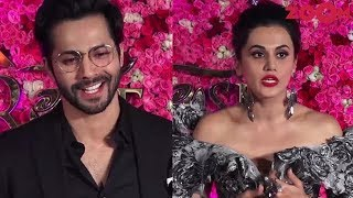Varun Dhawan on marriage plans with Natasha Dalal | Taapsee Pannu on pay parity in Bollywood - ZOOMDEKHO