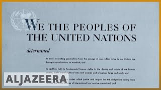 Seventy years on, is the UN human rights declaration effective? | Al Jazeera English - ALJAZEERAENGLISH