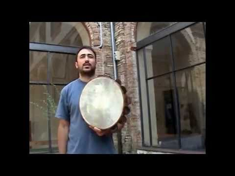 NAFDA Frame Drum Features #7 - Tamburello - Pizzica Pizzica
