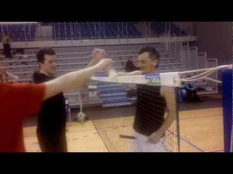 Mistrzostwa Bytomia w Badmintonie - 21.03.2013 r. - OSiR Bytom