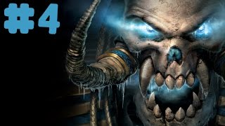 Warcraft 3: Reign of Chaos - Undead Campaign - Walkthrough - Part 4 - Key of the Three Moons (HD)