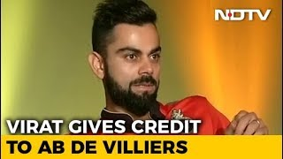 I Learnt From AB de Villiers In The Test Series vs South Africa: Virat Kohli - NDTV