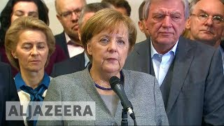 German coalition talks collapse after FDP pulls out - ALJAZEERAENGLISH