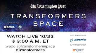 Transformers: Space, featuring Vice President Mike Pence - WASHINGTONPOST