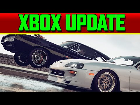 Xbox One Update ▶ FREE Forza Horizon 2 Fast & Furious