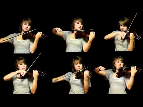 The Avengers Theme Tune On Violin