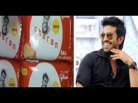 Ram Charan's photo on biscuit packets in Japan - TV5
