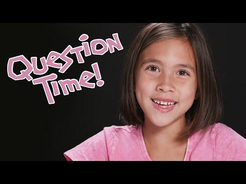QUESTION TIME!!! JillianTubeHD Q&A!