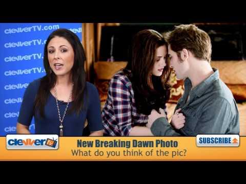 Breaking Dawn Honeymoon Scene Photo Released