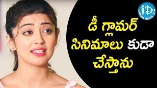 I'm Ready To Play De-Glamorous Roles - Pranitha || Talking Movies With iDream - IDREAMMOVIES