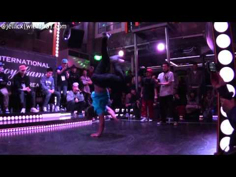 SuperKillers(w) vs Rush and Beast | 2-Semi final | International Bboy Games KOR 2011