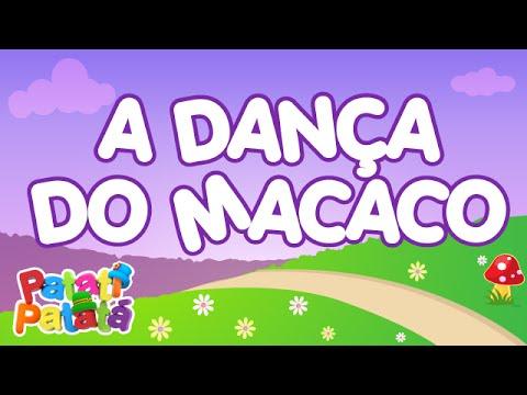 Patati Patatá - A Dança do Macaco - (DVD No Mundo Encantado)