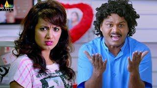 Sapthagiri Hilarious Comedy | Lovers Latest Movie Comedy | Tejaswi Madivada | Sri Balaji Video - SRIBALAJIMOVIES