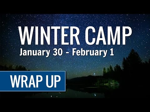 Hume 2015 - Winter Camp, Jan. 30 - Feb. 01