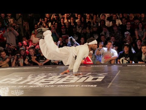 World Bboy Classic 2012 Rotterdam 2on2 Breakin Battle | YAK FILMS