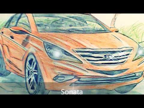Desenhos De carros rebaixados