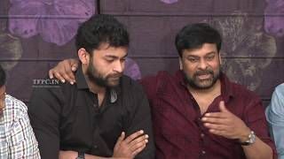 Tholiprema Movie Team Meets Chiranjeevi | TFPC - TFPC
